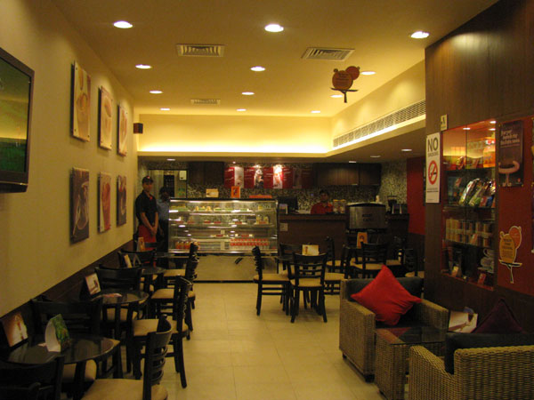 White Palace Hotel Chandigarh Restaurant
