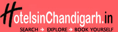 Hotels in Chandigarh Logo