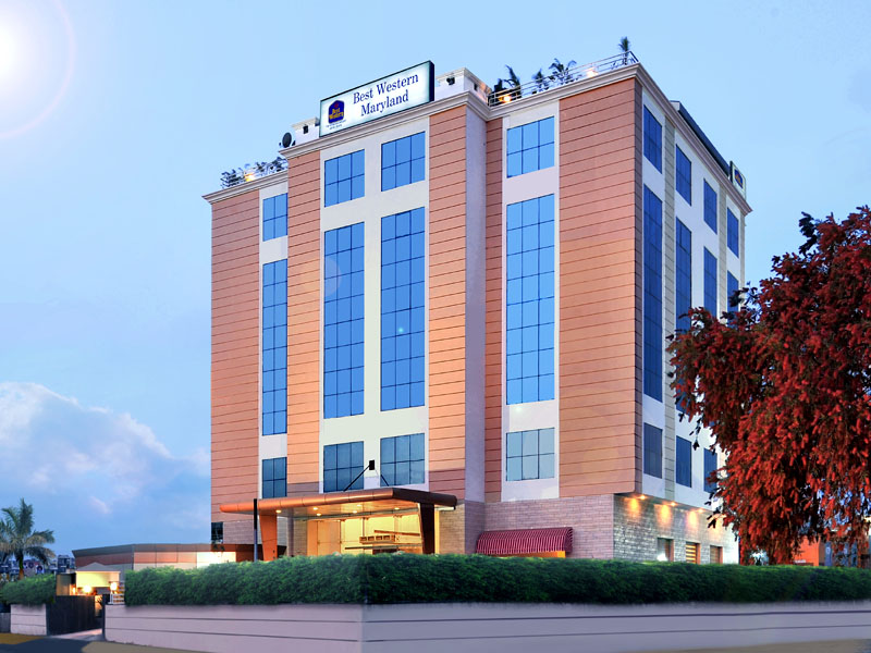 Best Western Maryland Hotel Chandigarh