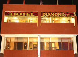 Diamond Plaza Hotel Chandigarh