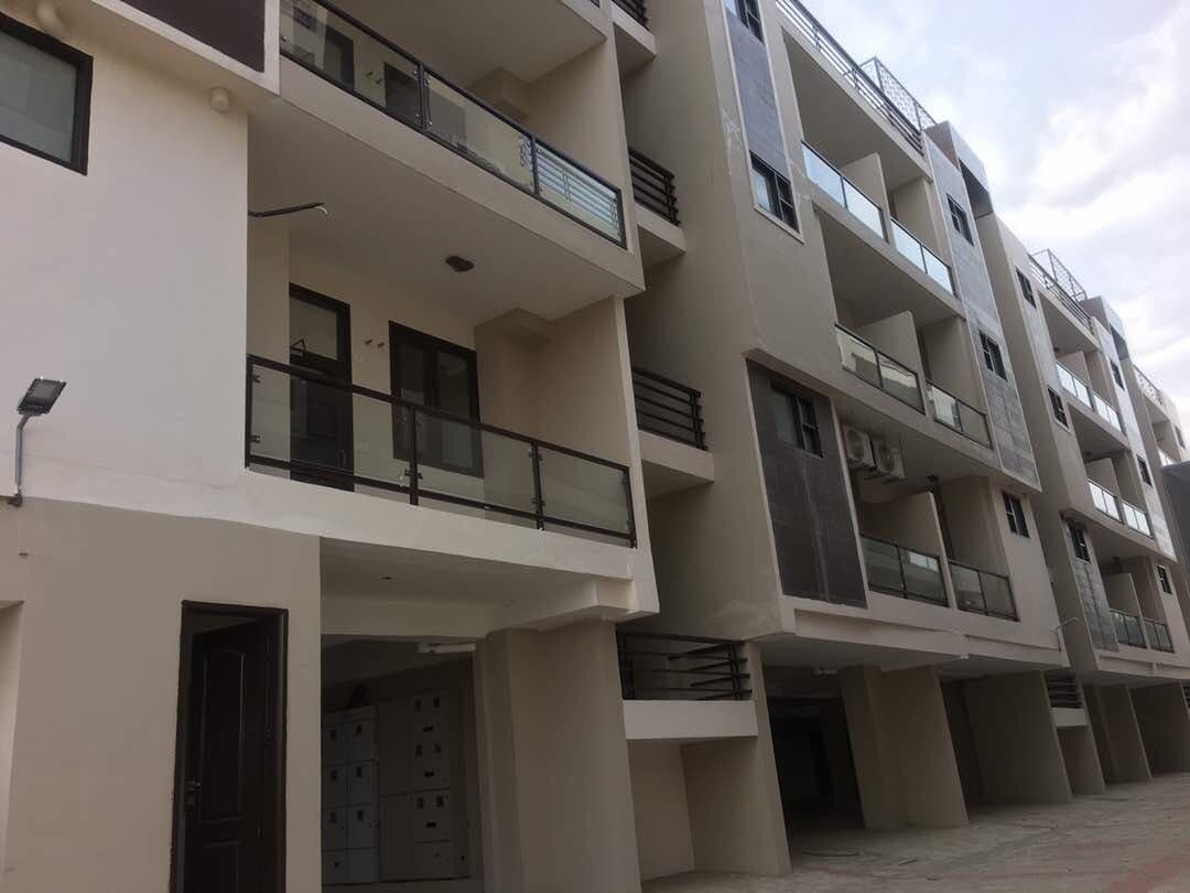Lake View Luxury Apartment Chandigarh
